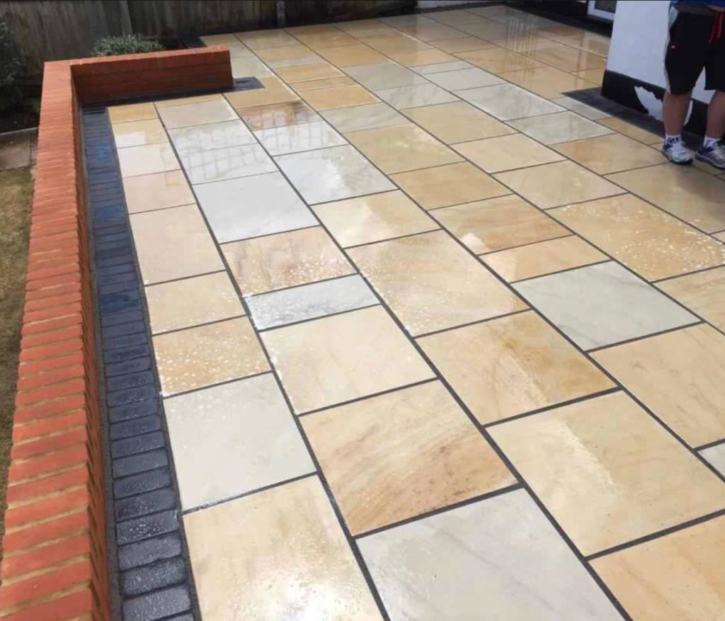 Patio Contractors Milton Keynes