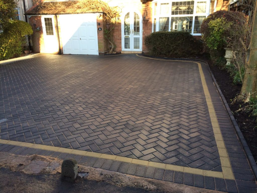 Block Paving Laid in Leighton Buzzard by BM Paving